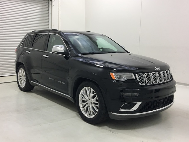 New 2017 Jeep Grand Cherokee Summit Sport Utility In